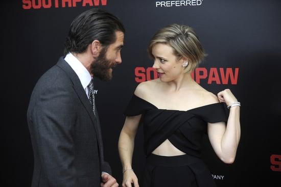 Jake Gyllenhaal Wants a Whole Lot More of Rachel McAdams