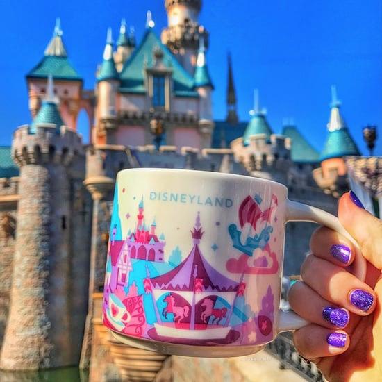 Starbucks Disneyland Mug
