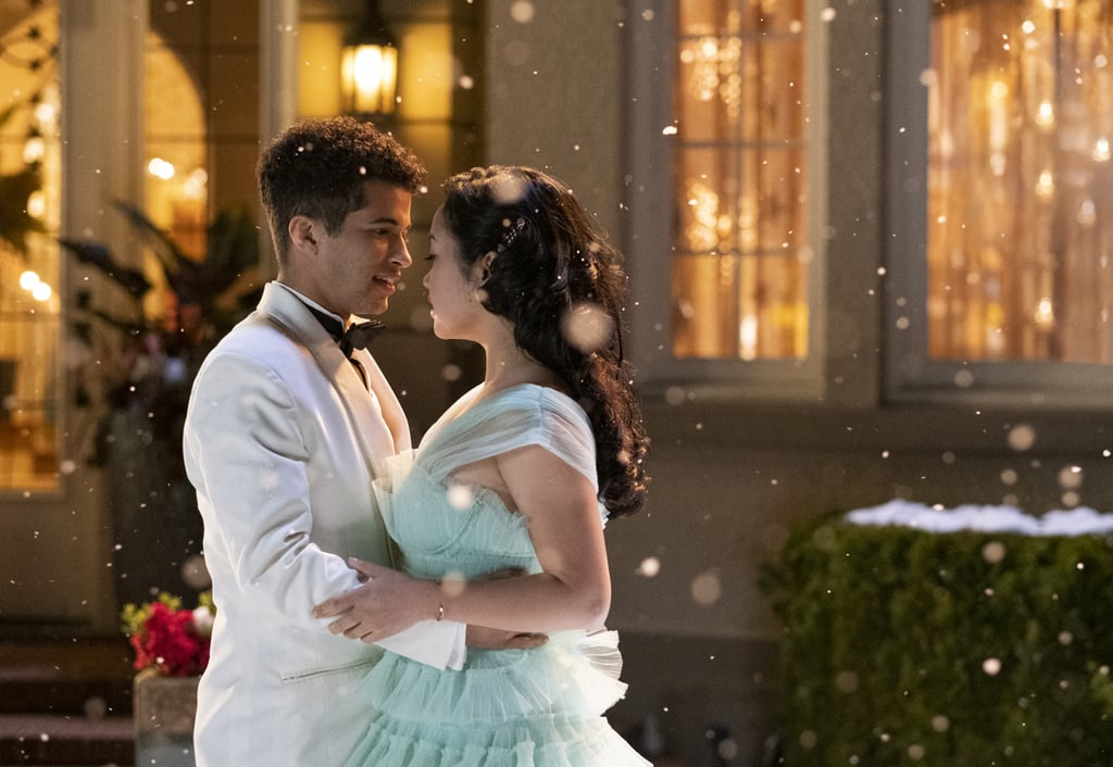 Did You Also Swoon Over Lara Jean's Seafoam Star Ball Style? Shop the Dreamy Dress Trend