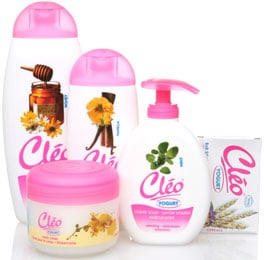 New Bath and Body Alert: Clèo