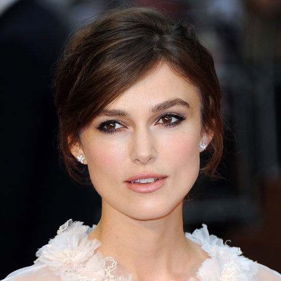 Keira Knightley Wearing Chanel Lipstick for the London ...