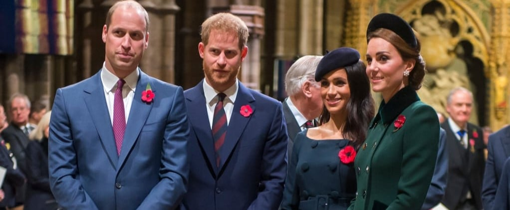 Harry and Meghan Splitting From William and Kate