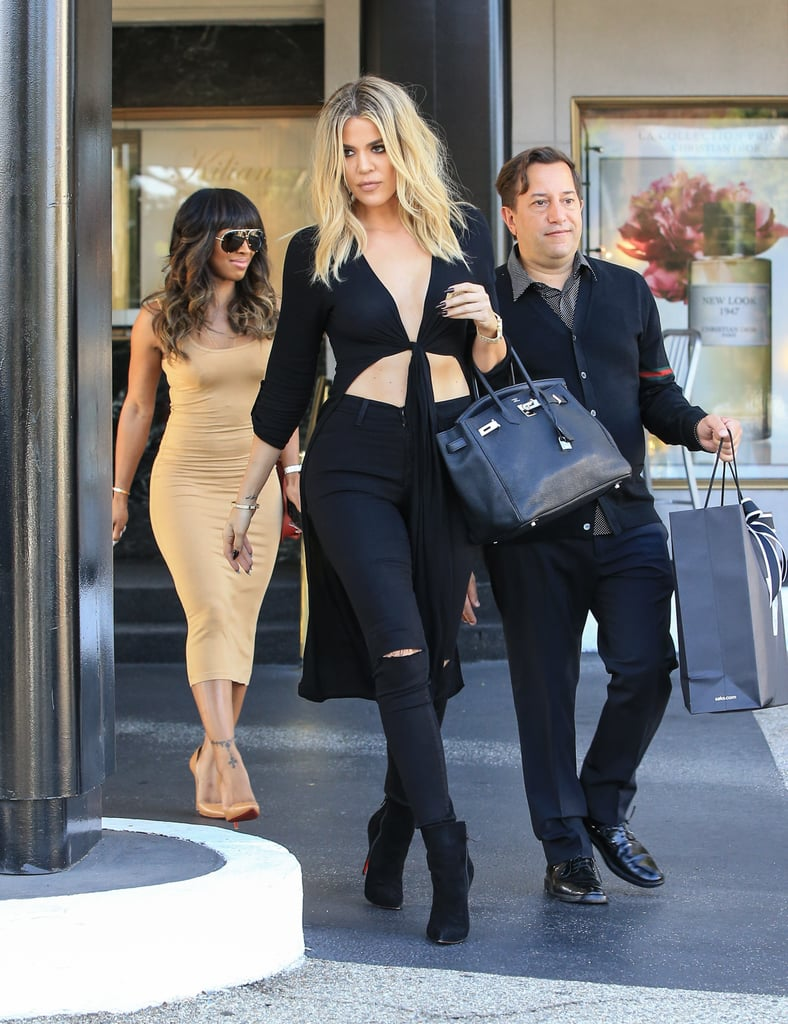 12 Times Khloé Kardashian Proved Jeans Can Be the Sexiest Item in Your Closet