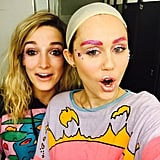 Miley's Punky Pink