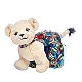 Disney The Lion King Young Nala Build-A-Bear Gift Set
