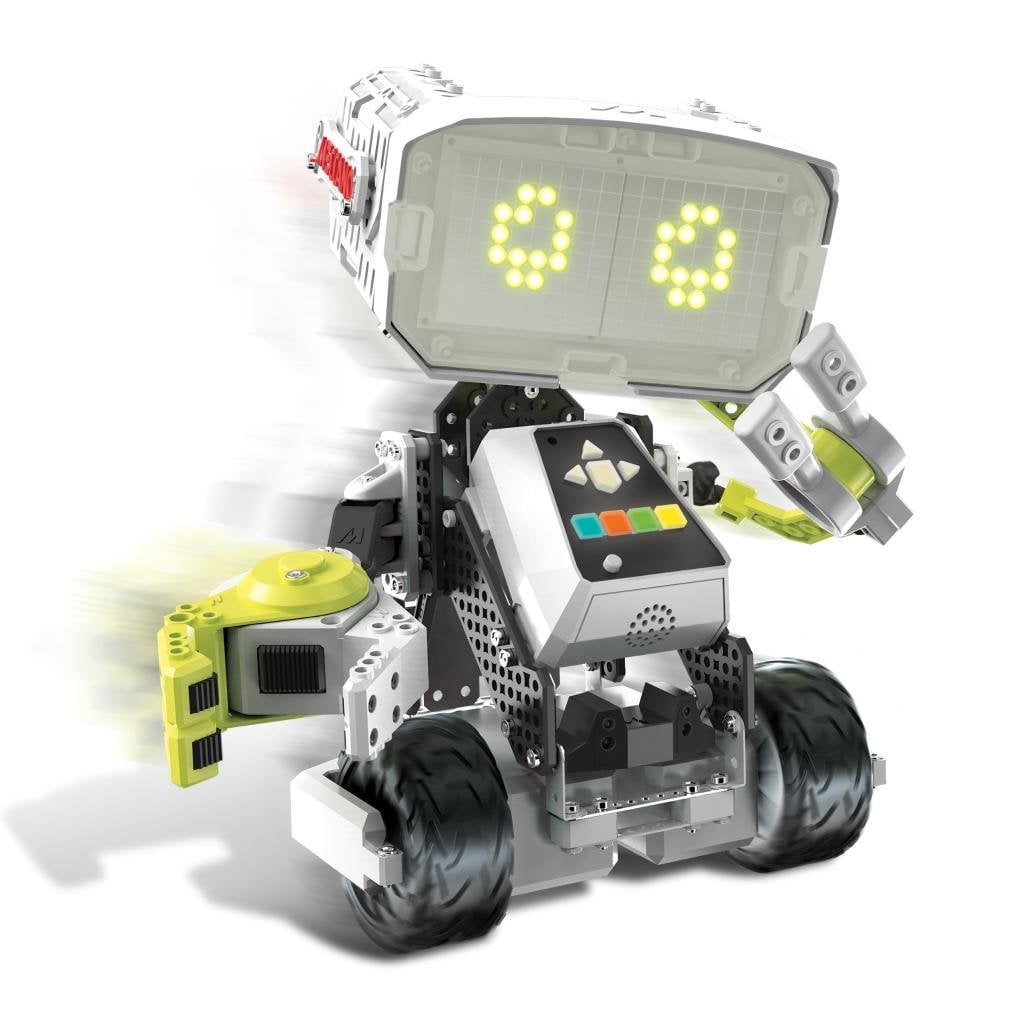 M.A.X. Robotic Interactive Toy With Artificial Intelligence