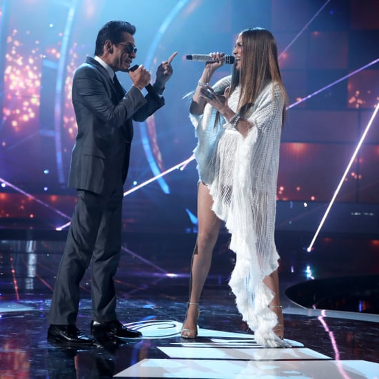 Jennifer Lopez and Marc Anthony's Latin Grammys Performance