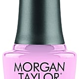 Morgan Taylor Professional Nail Lacquer in Plumette With Excitement
