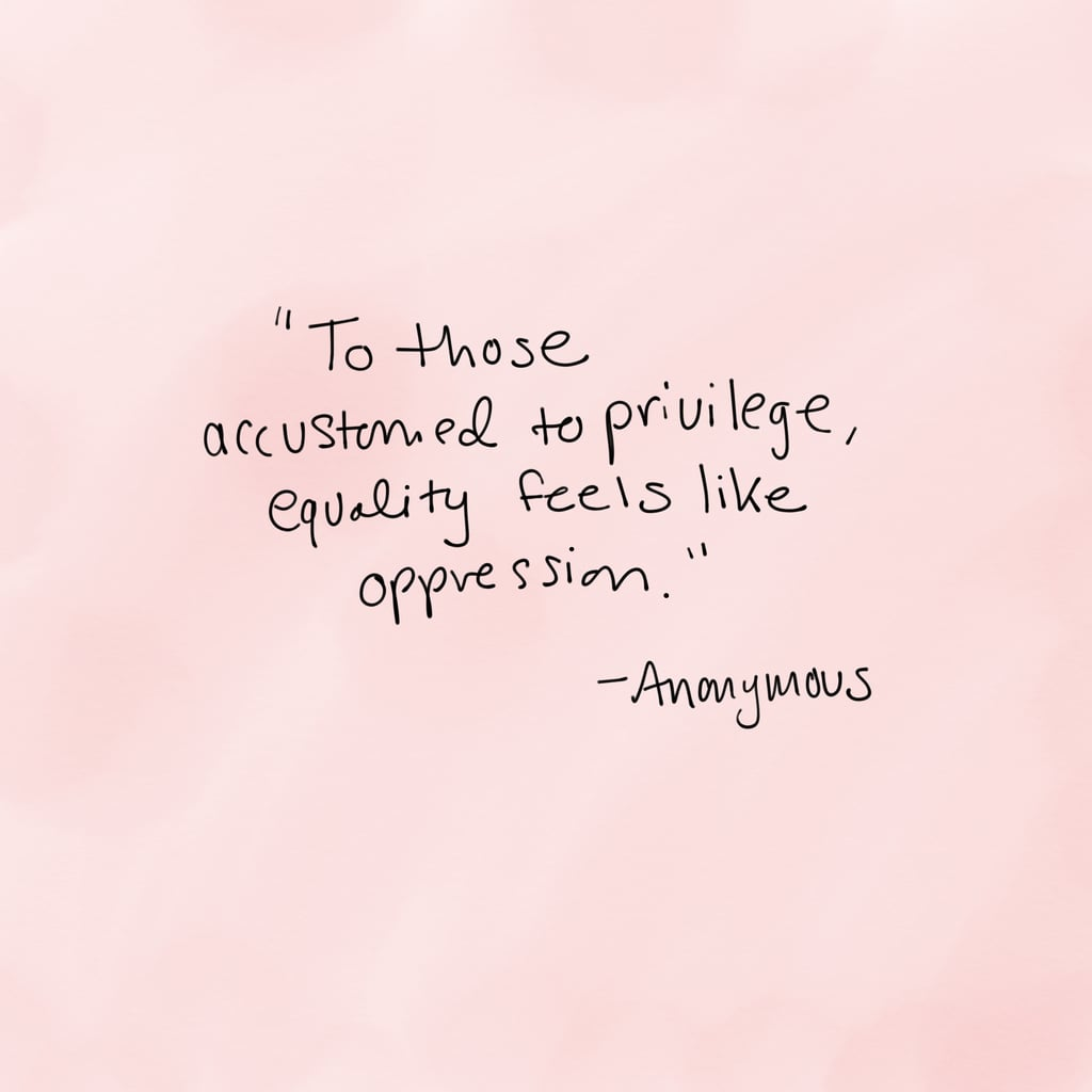 Womens Quotes Enchanting Best Quotes About Feminism And Women  Popsugar Love & Photo 19