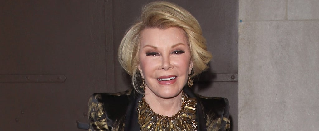 Why Joan Rivers Was Not Honored at the Oscars