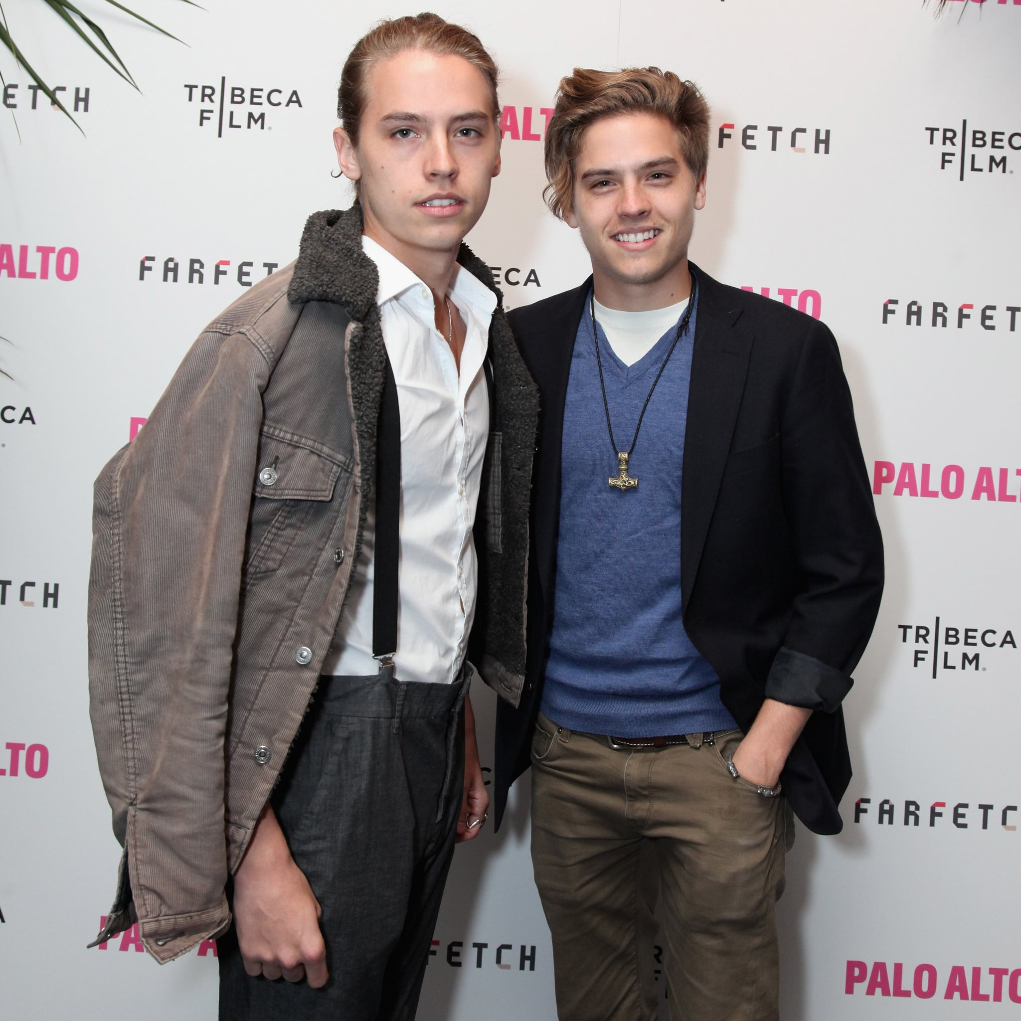 Cole sprouse popsugar au are dylan and cole sprouse identical twins kristyandbryce Choice Image