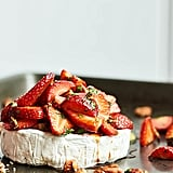 Strawberry Baked Brie