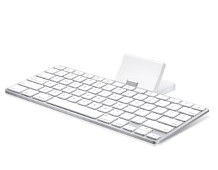 iPad Keyboards Are Shipping