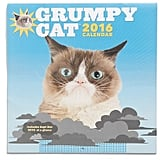 Grumpy Cat Wall Calendar ($15)