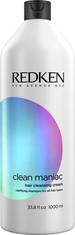 Redken Clean Maniac Hair Cleansing Cream Clarifying Shampoo