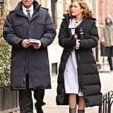 Boring Puffer Coats, Be Damned — Bobby and Rose Can Work Them