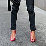 Emily Ratajkowski's Sexy Shoes