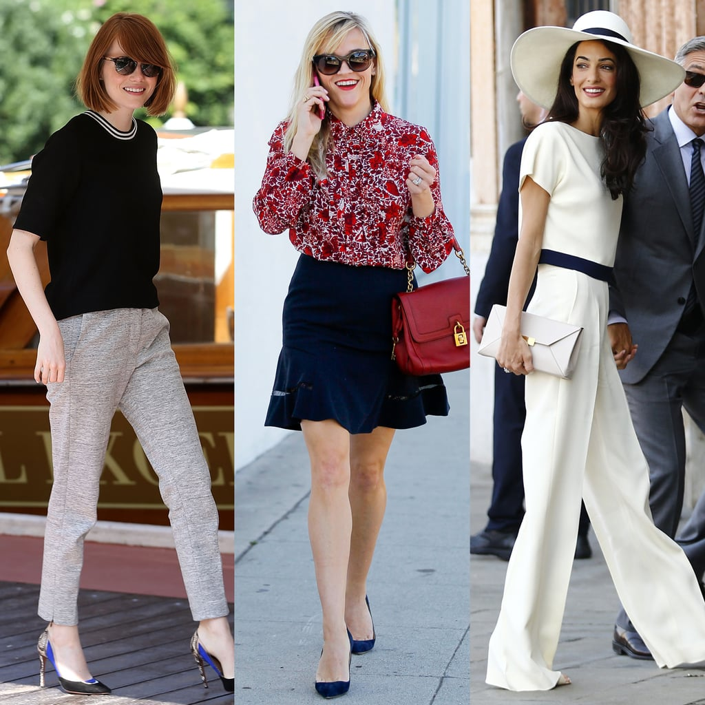 Modest celebrity fashion popsugar fashion Fashion celebrity street style