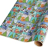 Peanuts Christmas Wrapping Paper