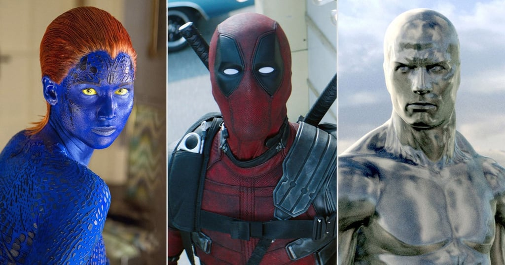 Comic Book Superheroes Joining the Marvel Cinematic Universe
