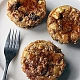 Gluten-Free: Oatmeal Muffins