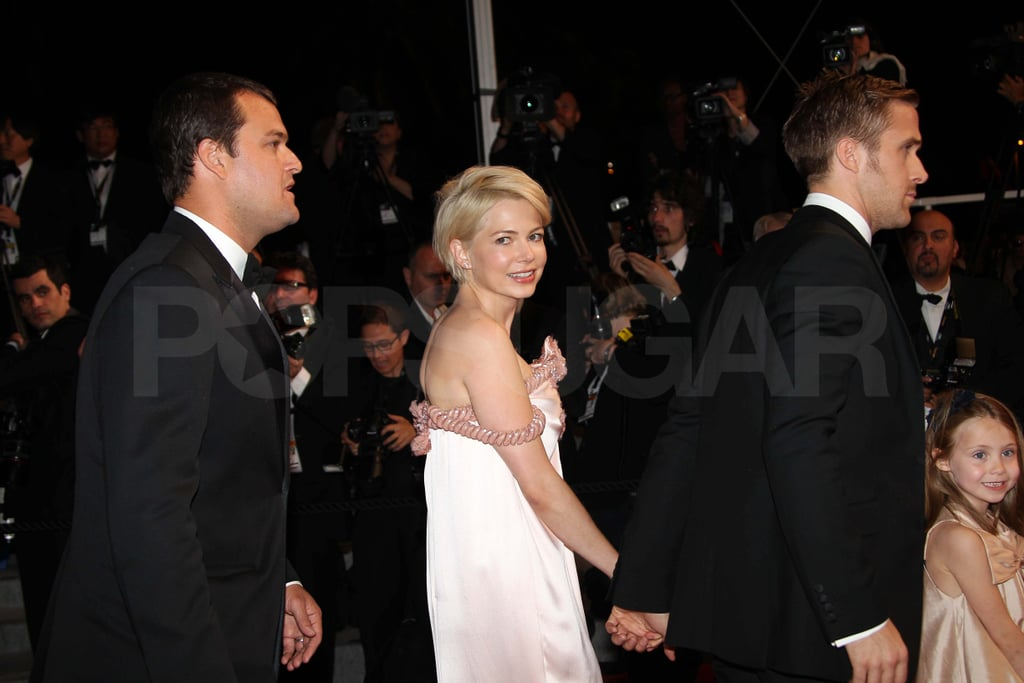 Pictures of Ryan and Michelle at Cannes Premiere