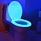 Night Glow Toilet Seat ($50)