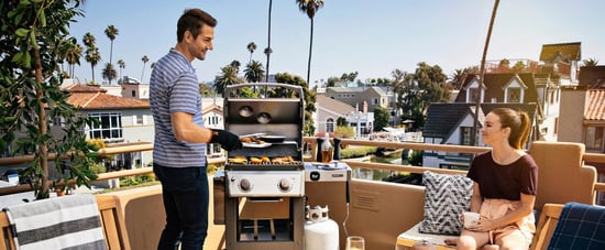 The Best BBQ's and Grills For Small Spaces