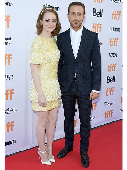 Far From Cali: Emma Stone and Ryan Gosling Pair Up for La La Land's TIFF Premiere