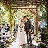 This Gorgeous Outdoor Mountain Wedding Takes Elegance to New Heights