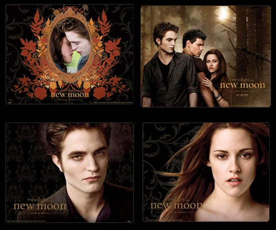 New Moon Laptop Skins