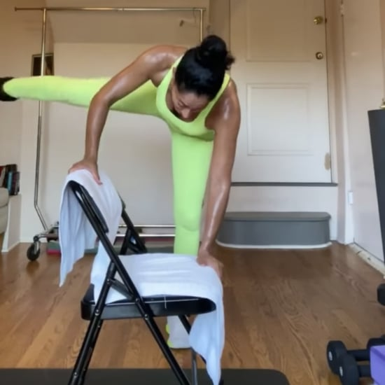 Tracee Ellis Ross's Lower-Body Tracy Anderson Method Workout