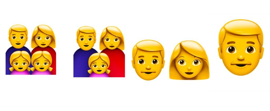 Google Slides Emoji Family Deleting Trick
