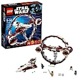 Lego Star Wars Jedi Starfighter With Hyperdrive