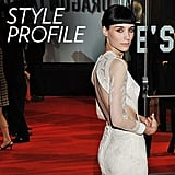 One to watch? The Girl With the Dragon Tattoo's Rooney Mara is a style star in the making.
