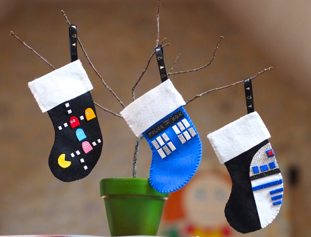 geeky christmas decorations - Nerdy Christmas Ornaments