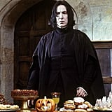 Snape Is Most Popular
