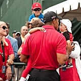 How Many Kids Does Tiger Woods Have?