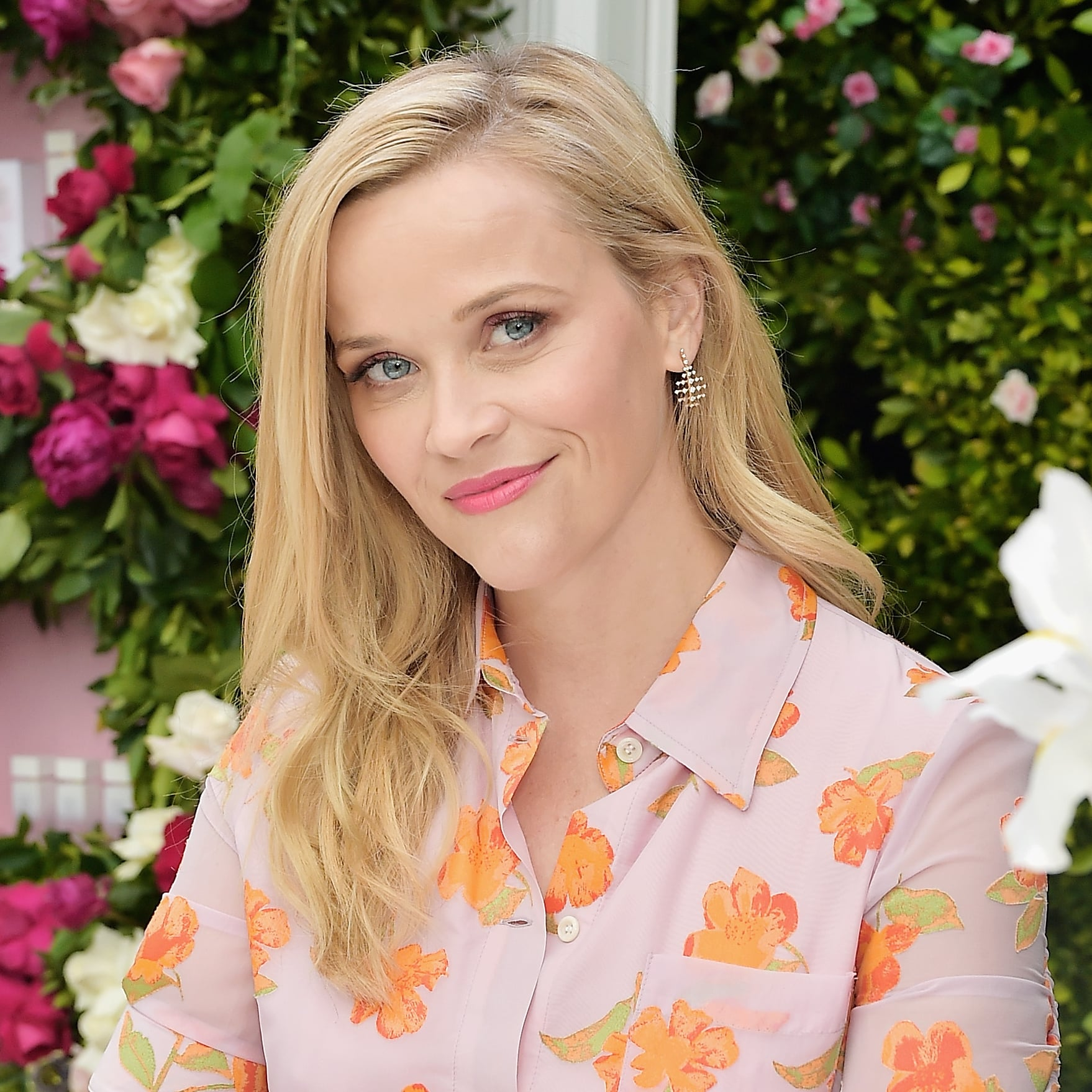 Reese Witherspoon Beauty Advice Interview  POPSUGAR Beauty