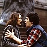 David  and Alex, An American Werewolf in London