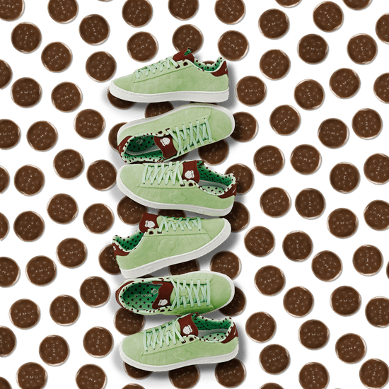 K-Swiss Girl Scout Cookie Sneakers