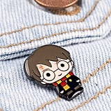 Harry Enamel Pin