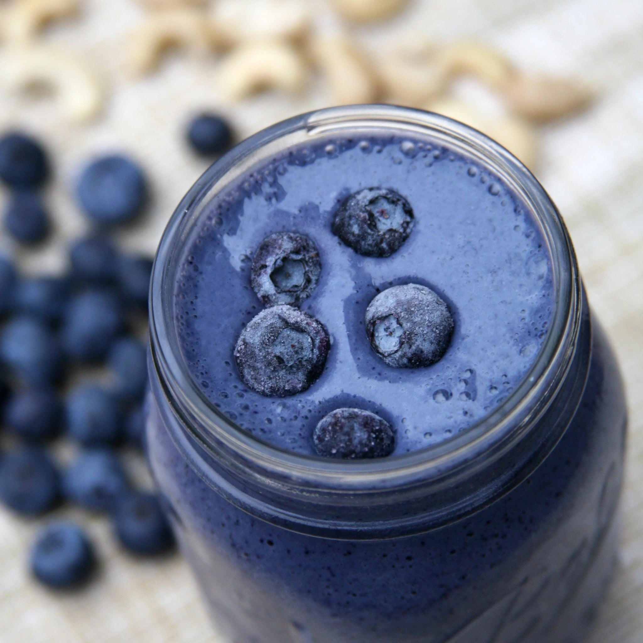 blueberries lose belly fat