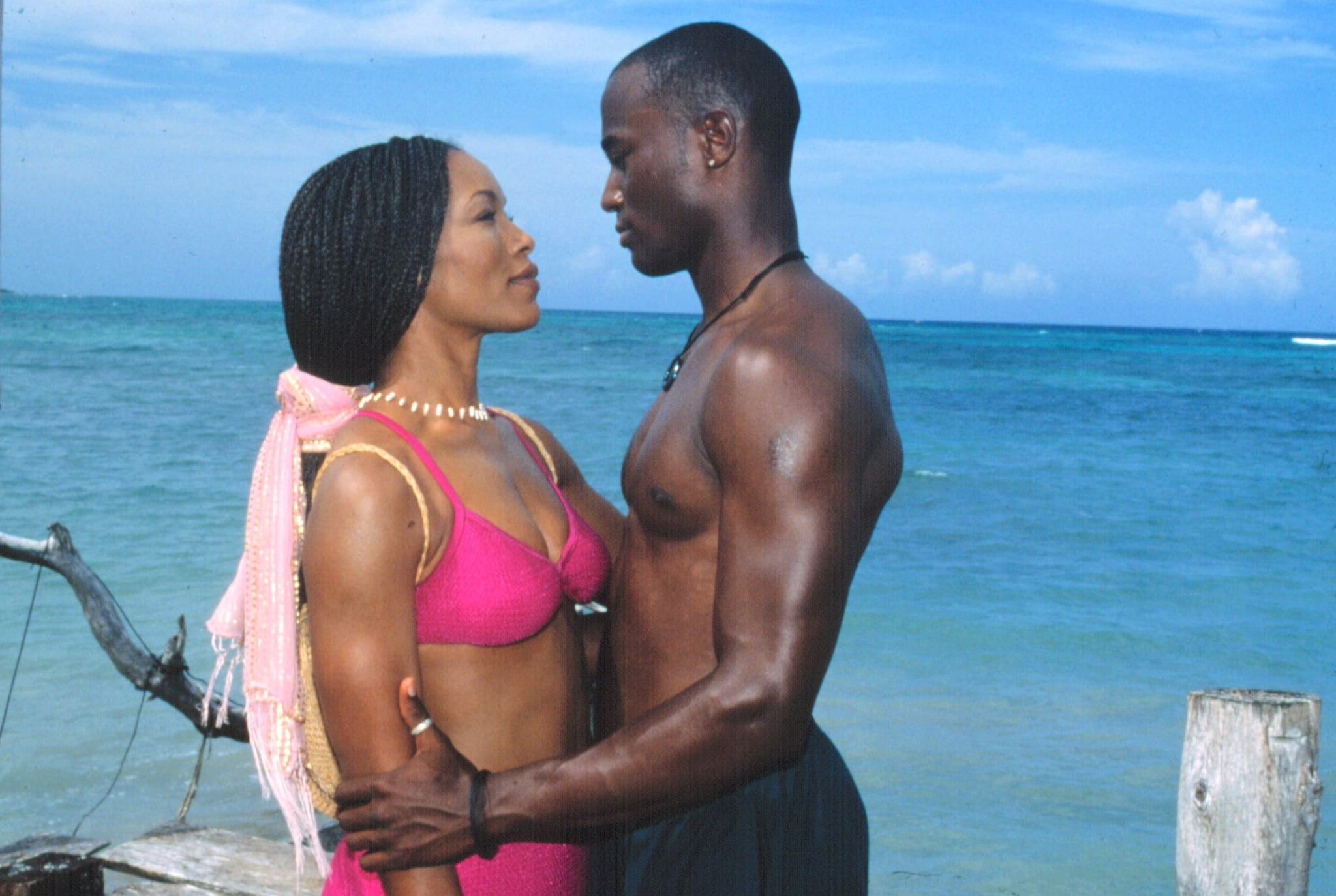 Taye Diggs, How Stella Got Her Groove Back