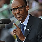 """President Paul Kagame told Rwandans at today's ceremony: """"We have pursued justice and reconciliation as best we could. But it does not restore what we lost."""""""