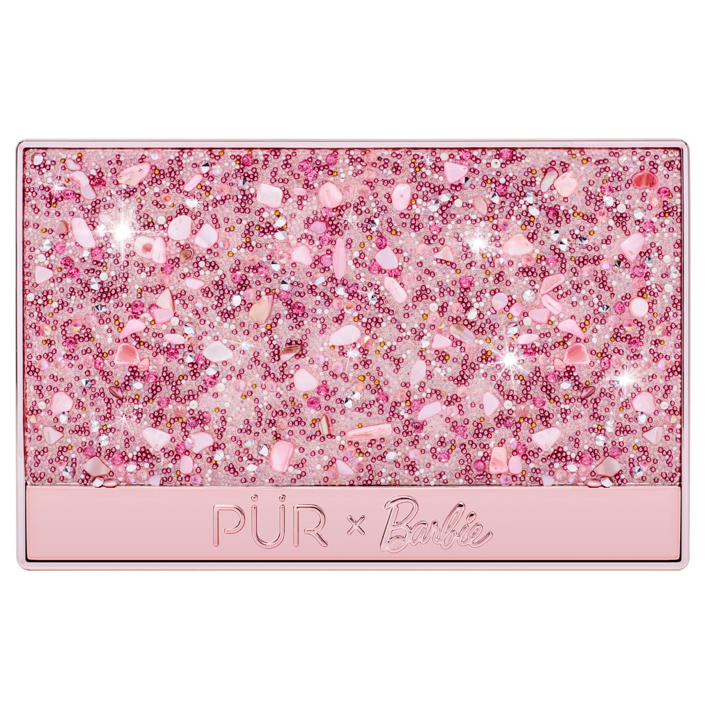 PÜR x Barbie Endless Possibilities Signature 12-Piece Pressed Pigments Palette