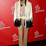 A Stylish Puffer Coat Can Be Red Carpet Appropriate