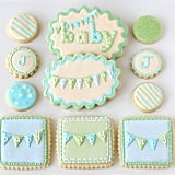 Baby Bunting Cookies