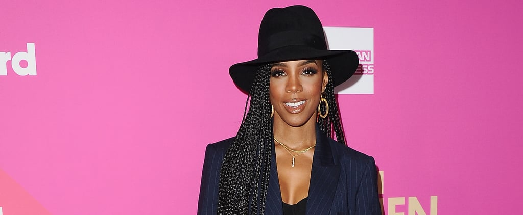 Kelly Rowland's Ab Workout in Her Fabletics Collection