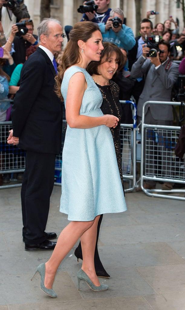 Kate Middleton Pregnancy Style Kate Middleton Pregnancy Style 2014 Popsugar Fashion Photo 2